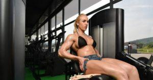 aumentare massa muscolare gambe