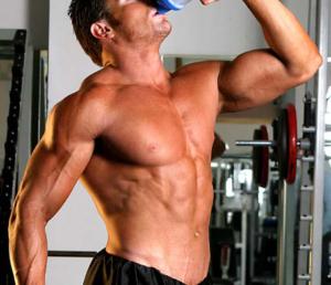 aumento massa muscolare